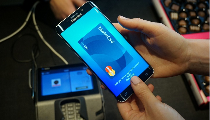 Android Pay Mastercard